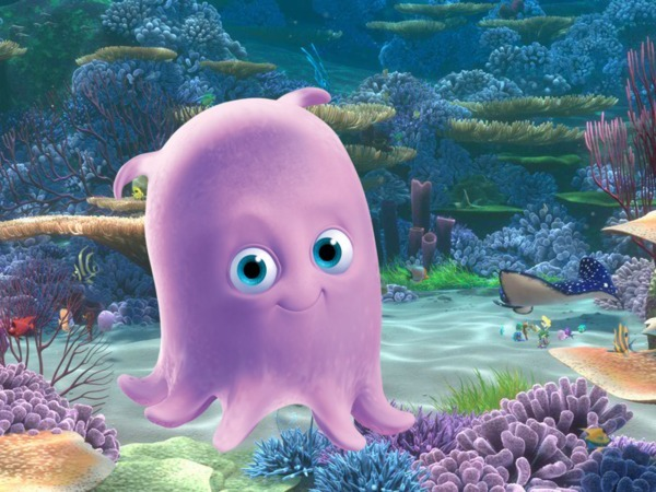 Pearl From Finding Nemo Meet the opinionated s...