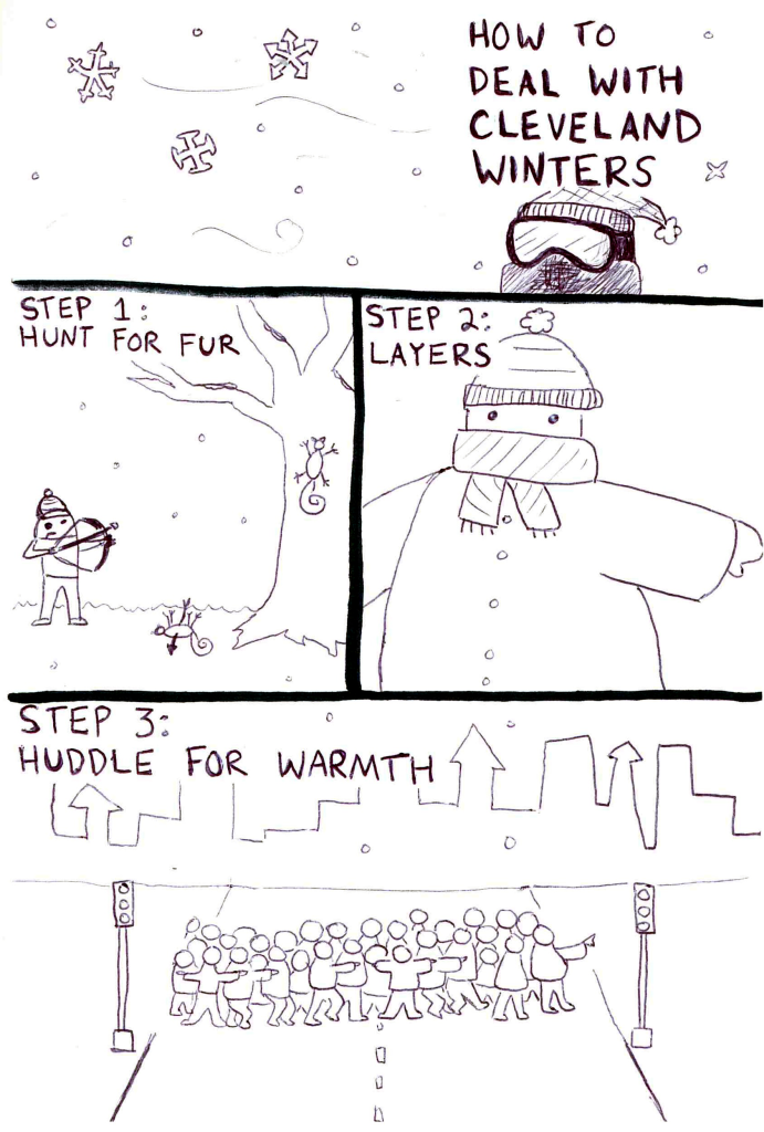 Anne Nickoloff, Winter Comic