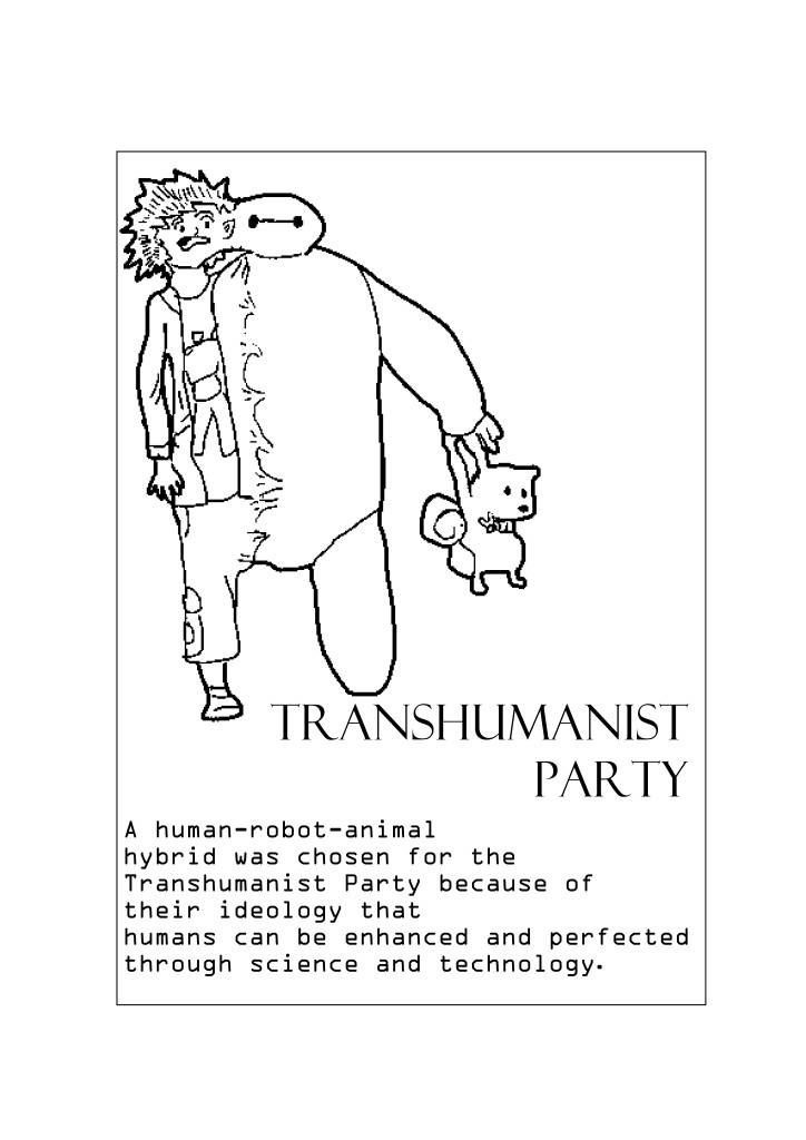 Transhumanist Party