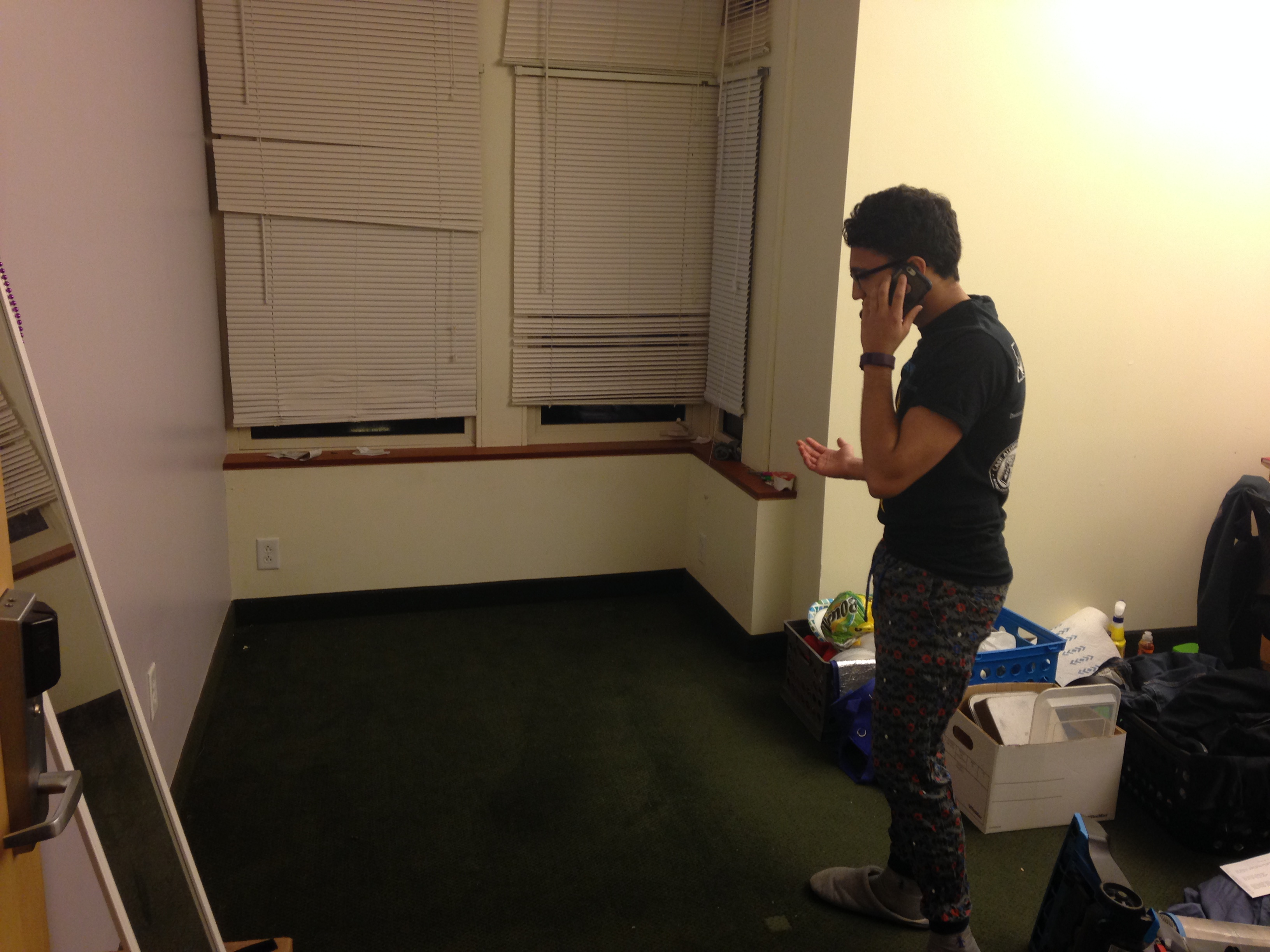 <p>Alaina Lisanti This past week, several students at Case Western Reserve University noted the same problem: various pieces of furniture were found missing from their suites. The students were quick to bring this up to their Residence Assistants and even sent maintenance requests for this problem, but the mystery of [&hellip;]</p>